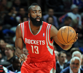 James Harden | Prominent Tickets