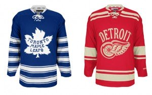 2014 Winter Classic Jerseys | Prominent Tickets